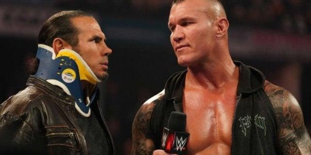 Matt Hardy, WWE Offer Updates After Randy Orton's Attack on WWE Raw