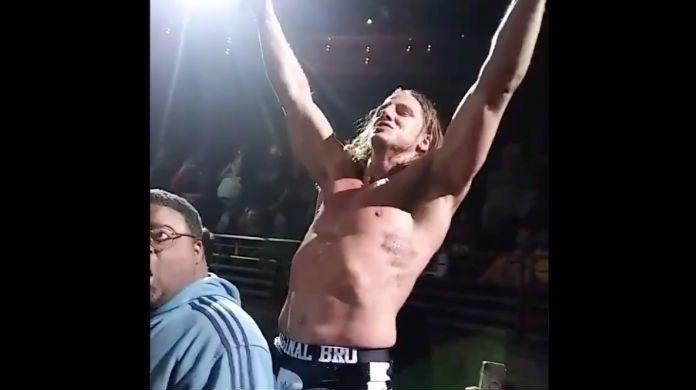 Matt-Riddle-NXT-Brock-Lesnar