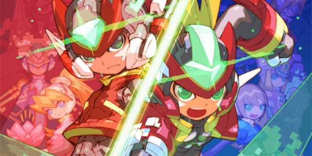 Mega Man Zero/ZX Legacy Collection Getting a Day One Patch