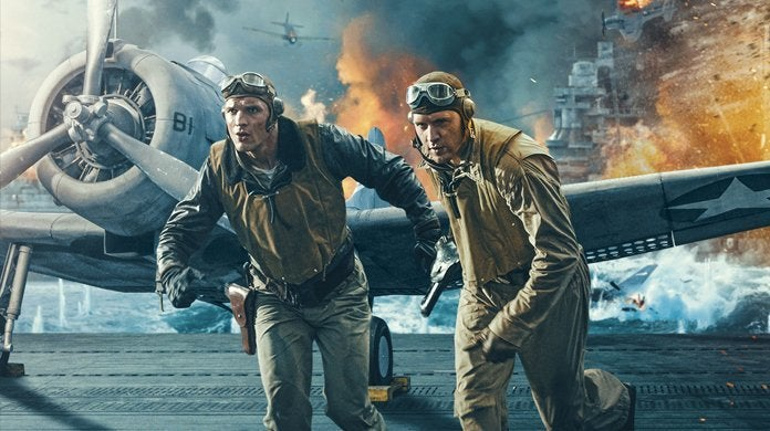 midway movie blu ray cover