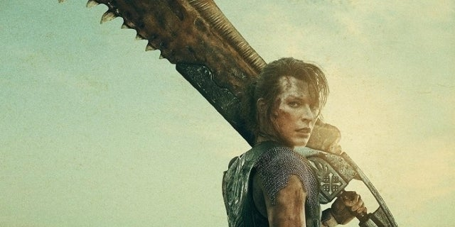 New Monster Hunter Movie Posters Revealed