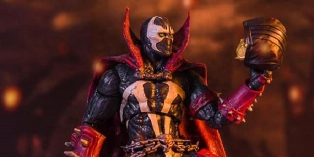 Spawn Mortal Kombat 11: First Official Full Look Photos Revealed