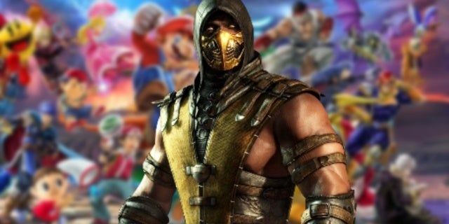 Mortal Kombat Co-Creator Would Love Scorpion In Super Smash Bros. Ultimate