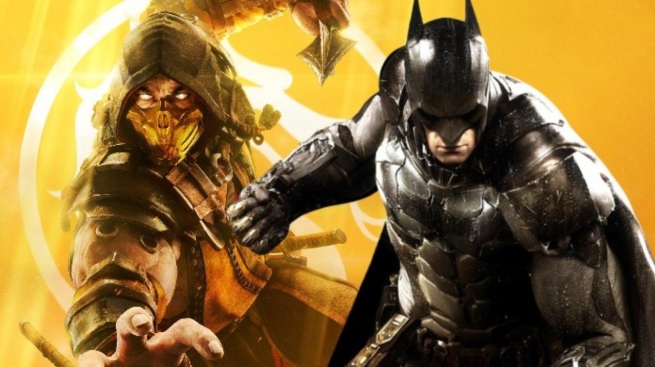 New Batman Arkham Asylum Easter Egg Discovered in Mortal Kombat 11
