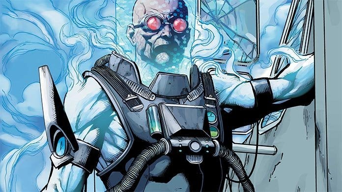 mr freeze dc comics