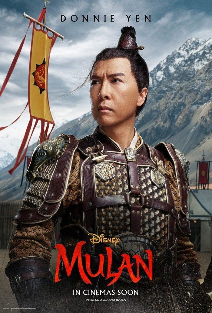 mulan character poster 2