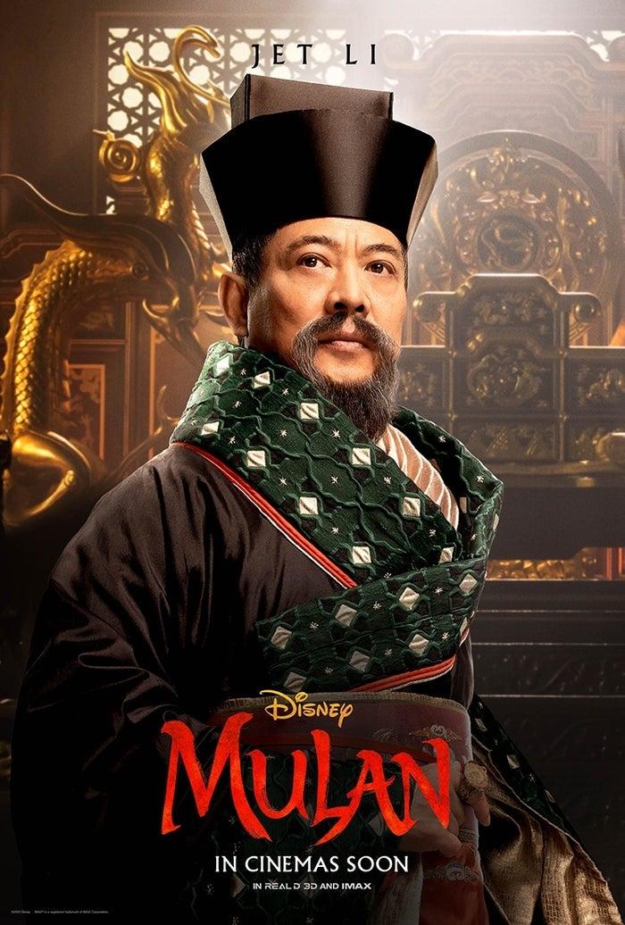 Mulan 2021 Kino