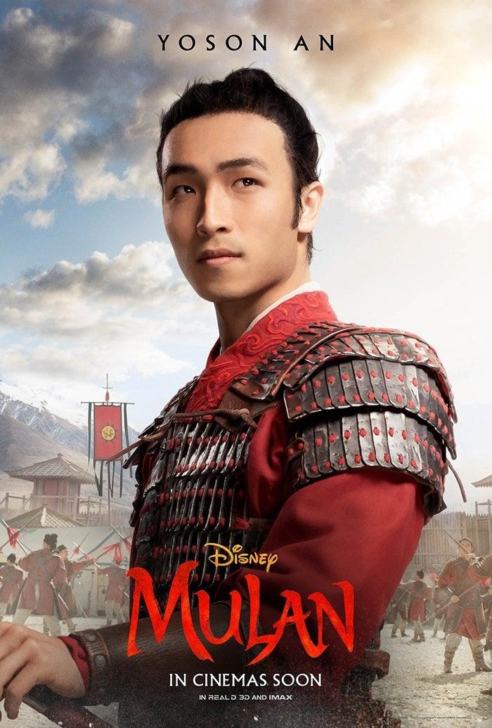 mulan character poster 6