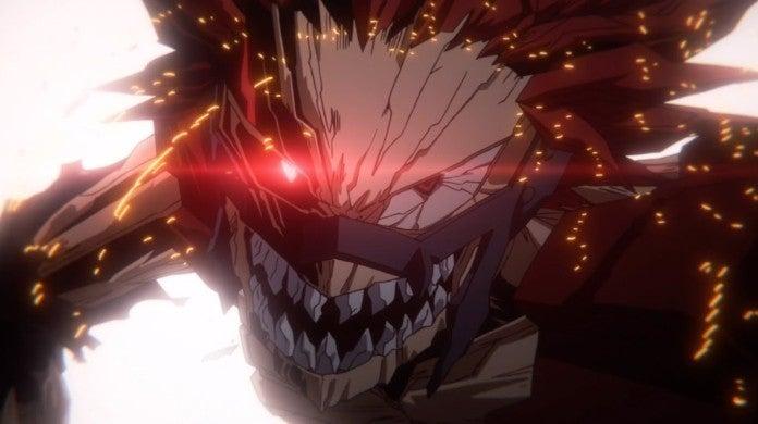 My Hero Academia Eijiro Kirishima Red Riot Unbreakable