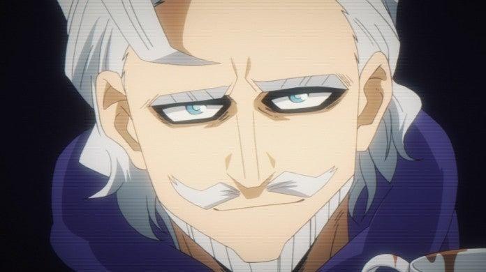 My Hero Academia Gentle Criminal Anime