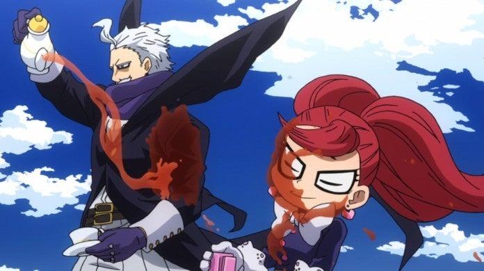 My Hero Academia Gentle Criminal La Brava Anime