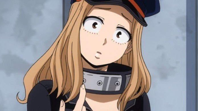 My Hero Academia Season 4 Camie Anime