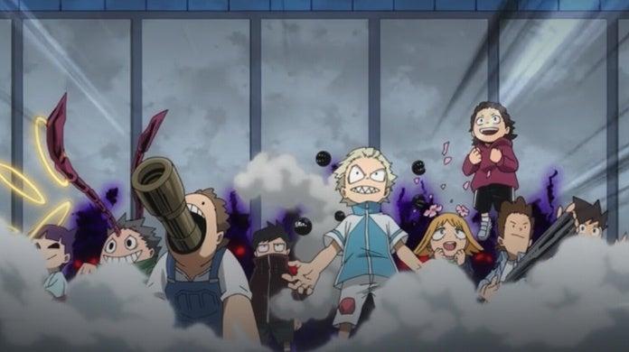 My Hero Academia Why Quirks Getting Strong Singularity Theory Anime Manga