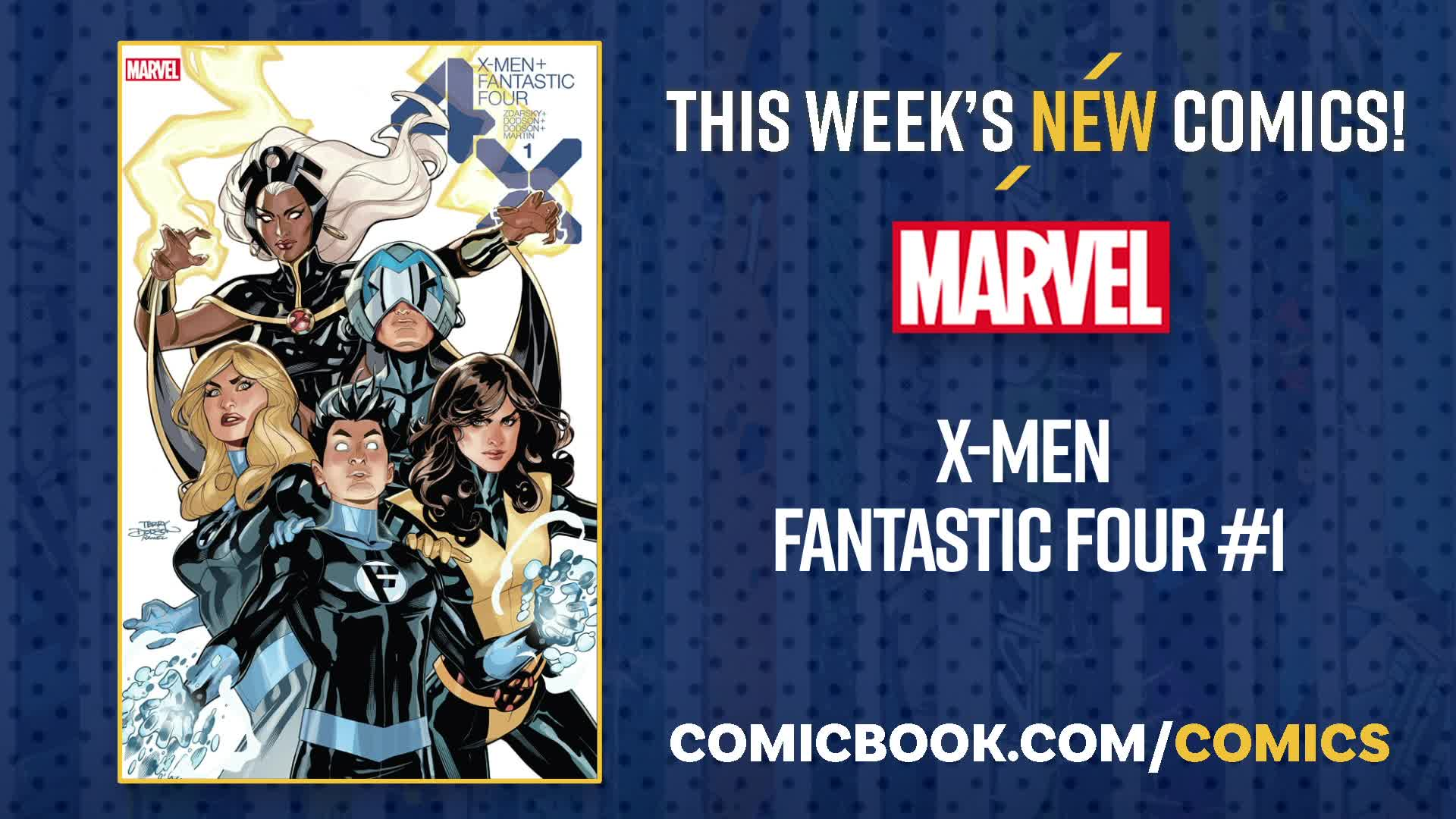 NEW Marvel, DC and Image Comics Out This Week - February 5, 2020 screen capture