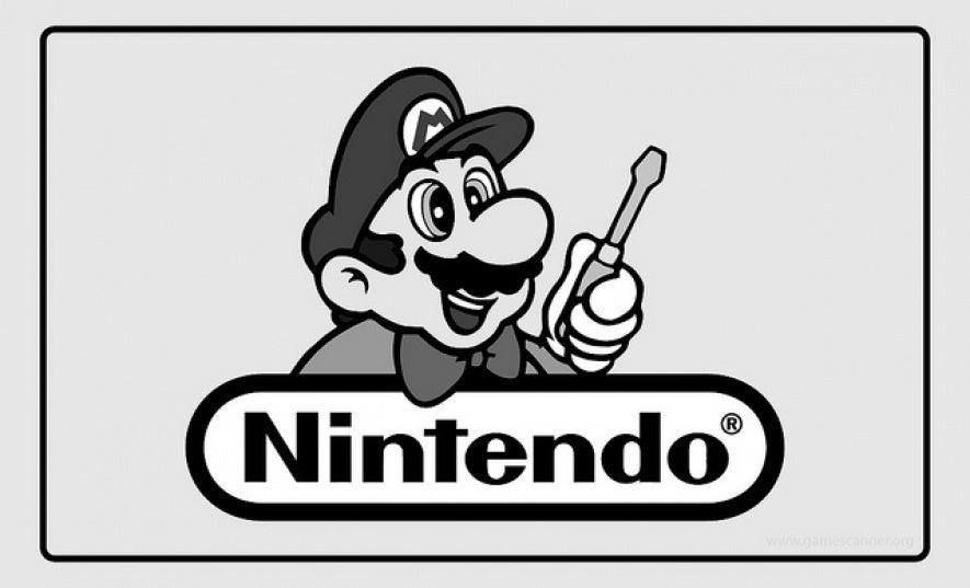 Nintendo Repair Logo