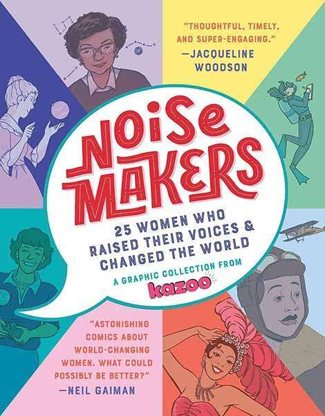 noisemakers cover art