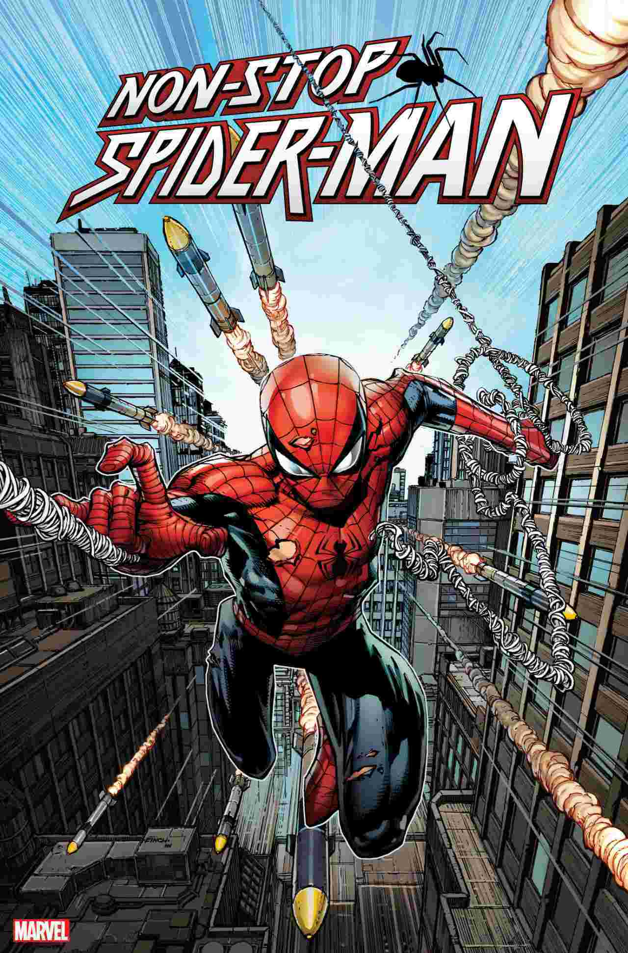 non-stop-spider-man-cover-one