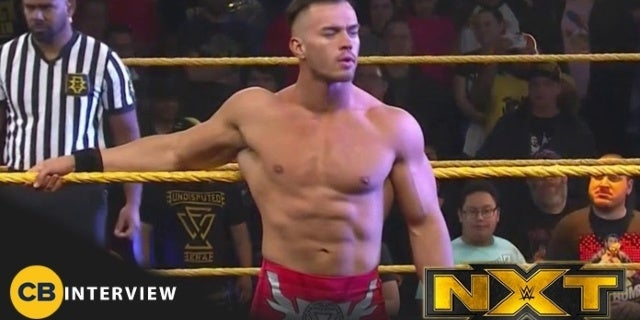 NXT's Austin Theory Talks Attacking Tommaso Ciampa, Showing More Edge, Headlining a TakeOver, and More