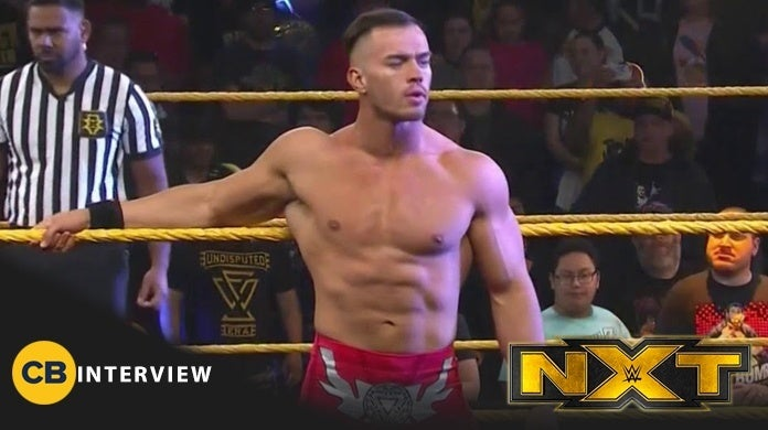 NXT-Austin-Theory-Interview