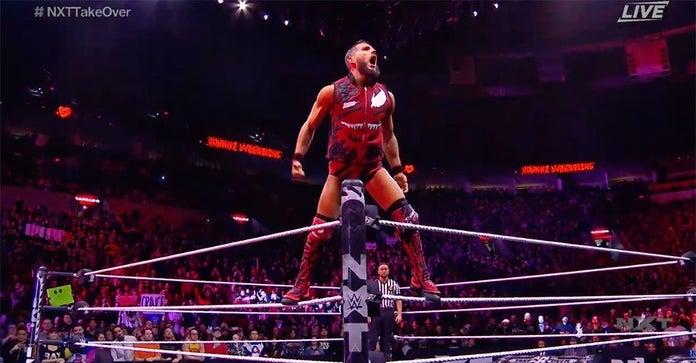 NXT-Johnny-Gargano-Carnage-Gear