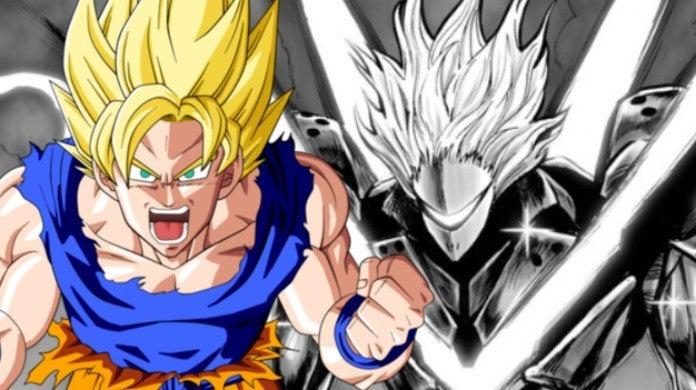 One-Punch Man Drive Knight Dragon Ball Super Saiyan