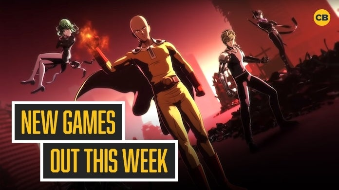one punch man out this week