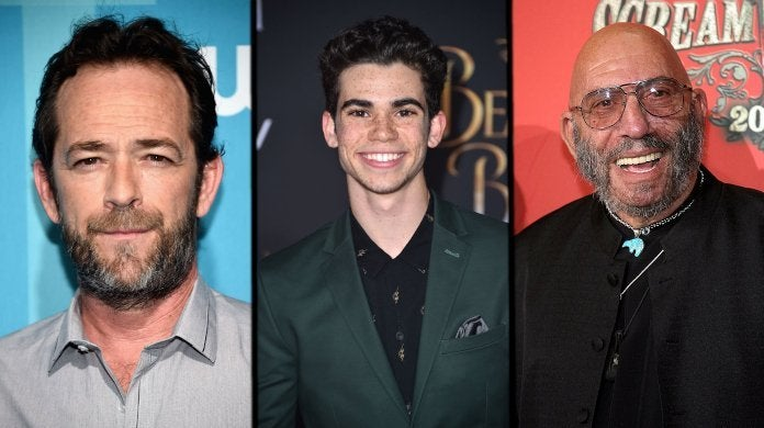 Oscars 2020 In Memoriam Missing Luke Perry Cameron Boyce Sid Haig