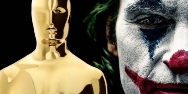 Oscars 2020 Joaquin Phoenix Joker Best Actor