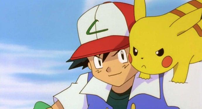 Ash e Pikachu (1998)