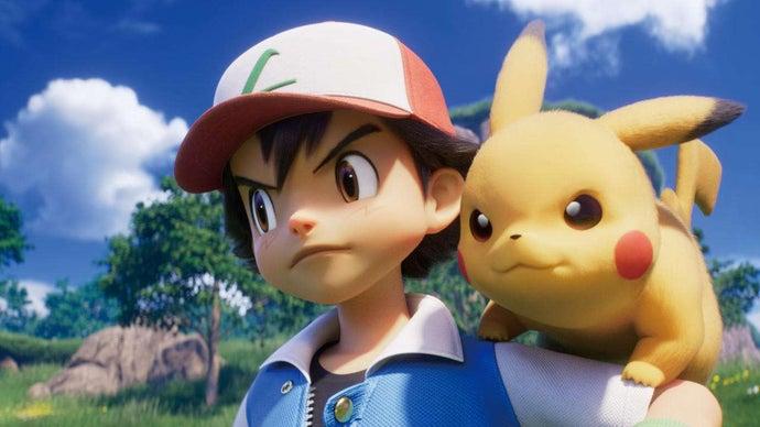 Ash e Pikachu (2019)