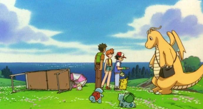 Dragonite 1998