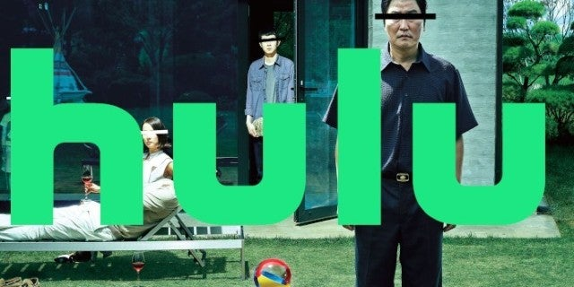 Parasite Coming To Hulu in April