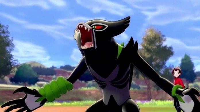 Pokemon Mythical Zarude