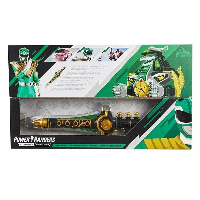 Power-Rangers-Green-Ranger-Dragon-Dagger-Lightning-Collection-Toy-Fair-1