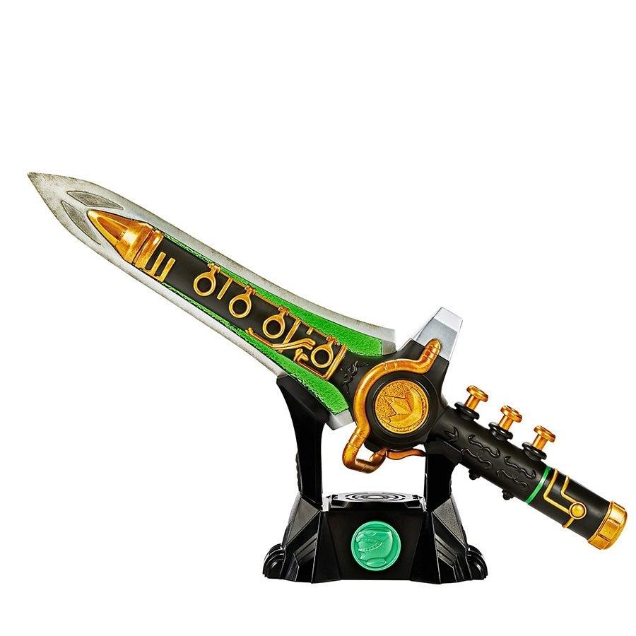 Power-Rangers-Green-Ranger-Dragon-Dagger-Lightning-Collection-Toy-Fair-2