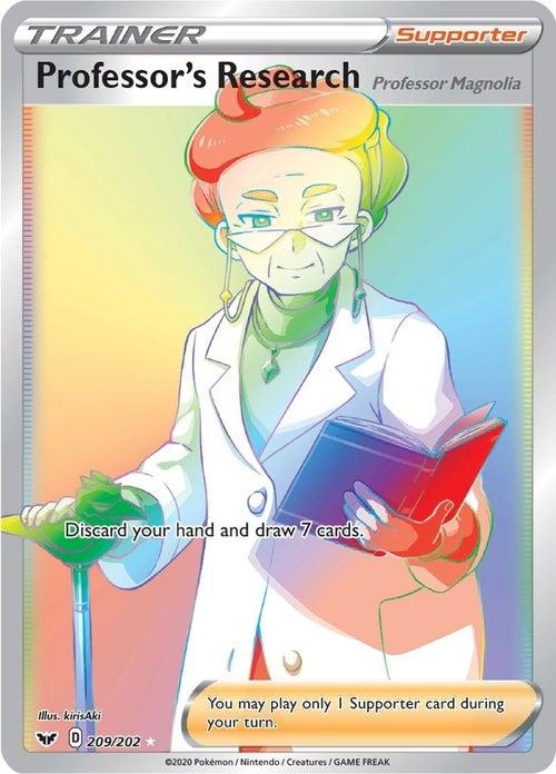 professors research sr