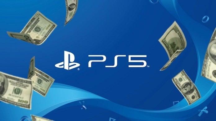ps5 money