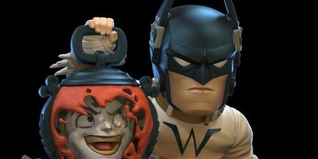 DC's Batman: Last Knight on Earth Gets an Awesome Q-Fig Elite Figure