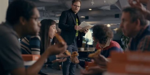There Was a Heavy Metal Dungeons & Dragons Reference in Little Caesar's Super Bowl Commercial