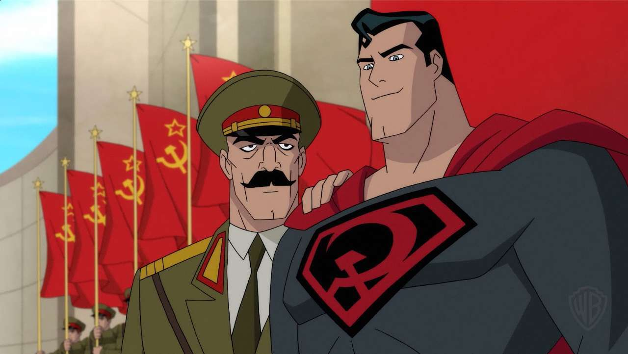 Red Son - Stalin-Superman