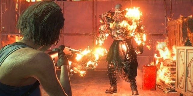 Resident Evil 3 Remake Reveals Three New Gameplay Features