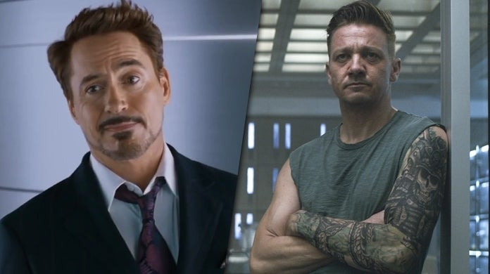 robert downey jr hawkeye