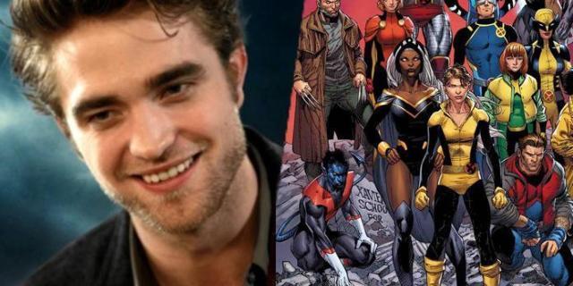 Robert Pattinson Becomes Multiple X-Men in Hilarious Twitter Thread