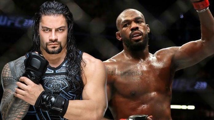 Roman-Reigns-Jon-Jones-WWE-UFC