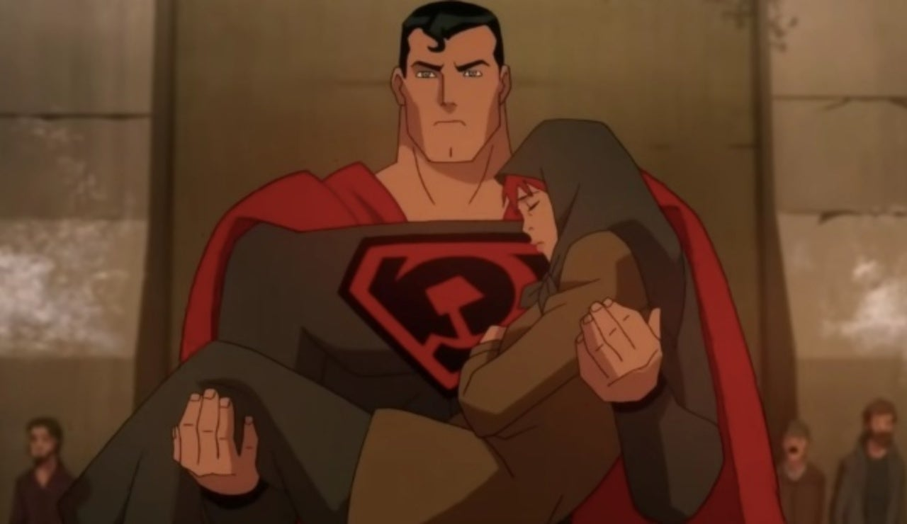 Superman Red Son Newsreel Clip Released