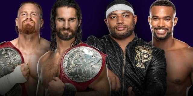 Seth Rollins and Murphy vs. Street Profits Booked for Super ShowDown