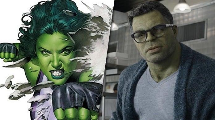 she hulk bruce banner disney plus