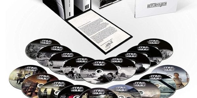 Star Wars: The Skywalker Saga Box Set is Now Available on Blu-ray