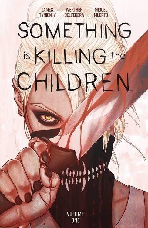 Something-Is-Killing-The-Children-TPB