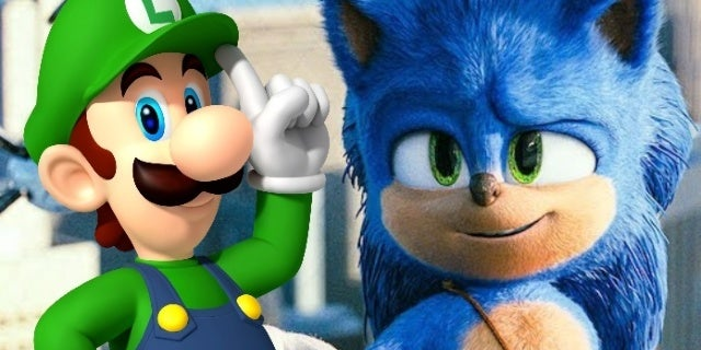 Sonic the Hedgehog Has 2 Easy-to-Miss Super Smash Bros. Ultimate Easter Eggs